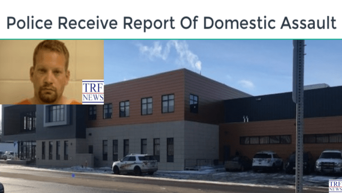 Police Receive Report Of Domestic Assault