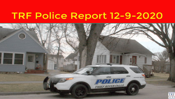 TRF Police Report 12-9-2020