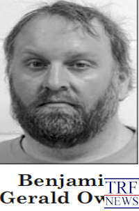 TRF man charged with felony fleeing